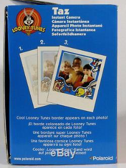 Prl Polaroid Taz Camera Looney Tunes 600 Instant Film Fotografica Istantanea
