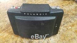 RARE Polaroid 180 Film Land Camera with Tomioka Tominon 114mm Lens