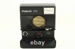 RARE! Polaroid 690 SLR Point & Shoot Instant Film Camera Good