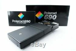 RARE! Polaroid 690 SLR Point & Shoot Instant Film Camera Japan Exc+++ #7228A