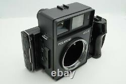 READ EXC+4Polaroid 600SE Instant Film Camera with 127mm F/4.7 from Japan #306