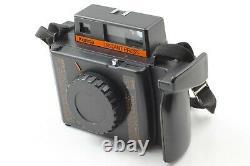RareNEAR MINT Konica Instant Press Polaroid Film Camera From Japan #874
