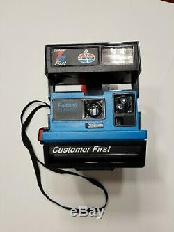 Rare! Amaco Customer First Polaroid Instant Camera Spirit 600 Super Collectable