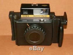 Rare Konica Sakura Instant Press Professional Polaroid Film Camera
