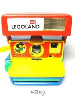 Rare Lego Polaroid Camera Box With instructions / Legoland Instant Camera