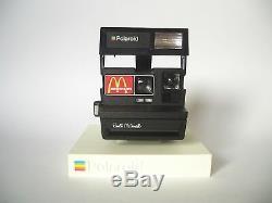 Rare POLAROID Ronald McDonald 600 camera / McDonalds Sofortbild Kamera