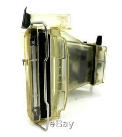 Rare Polaroid Land Camera Plexi ghost transparent jk135