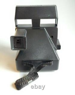 Rare Slim-Fast Red Polaroid 600 Instant Film Camera Promo Camera