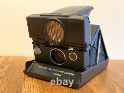 Rare! Vgc! Impossible Polaroid Sx-70 Land Camera Sonar Onestep Se Tested