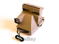 Rare Vintage Polaroid Amigo 620 Land Camera For Instant 600 Film + Pelican Case