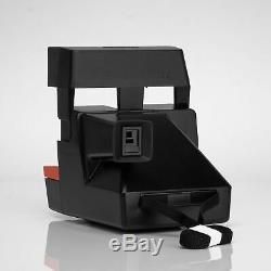 Refurbished Polaroid 600 Camera Smirnoff