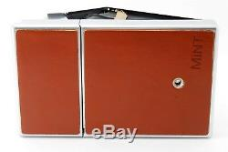 SLR670-S-Classic-BROWN-Polaroid-instant-Camera -Use 600 SX-70 film