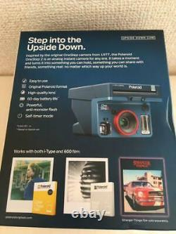 STRANGER THINGS x Polaroid One Step 2 Analog Instant Camera F/S from JAPAN