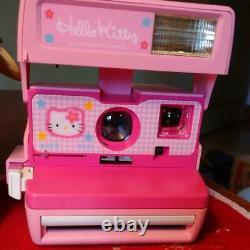 Sanrio Hello Kitty Polaroid Instant Camera Pink