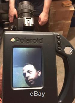 Studio Polaroid SPd 360 Digital camera & Polaroid SPd 360 Printer W cables