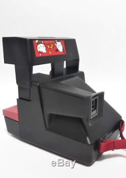 Super Rare Hello Kitty Polaroid 600 Instant Camera Limited Sanrio F/S NEAR MINT