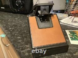 Superb Polaroid SX70 Model 3 Land Camera. Fully Film Tested
