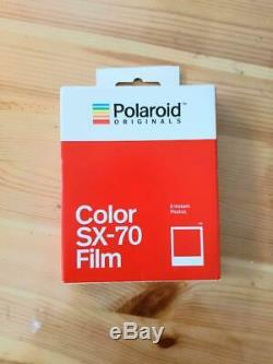 TESTED Polaroid SX-70 Instant Camera / Sofortbildkamera
