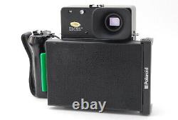 TOP MINTPolaroid 600 SE Instant Camera with Mamiya 127mm F/4.7 From JAPAN