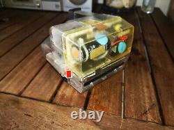 TRANSPARENT Polaroid AUTO FOCUS 660 VERY VERY RARE-GREAT CONDITION-FREE SHIPP