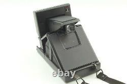 Tested / New Leather Polaroid 690 SLR Instant Camera New Film insert Japan