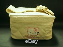 Tested Sanrio Hello Kitty Instant Polaroid Camera 600 & Bag From & Manual Japan