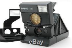 UNUSED Polaroid 690 SLR Instant Film Camera + Close Up Lens 1x From JAPAN #994