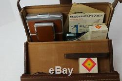 Vintage 1970s Polaroid SX-70 Alpha 1 Land Camera Original Tested Mint +