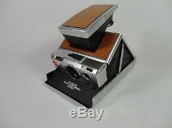 Vintage Film Camera Polaroid SX-70 Land Camera Alpha 1 Folding RARE Untested