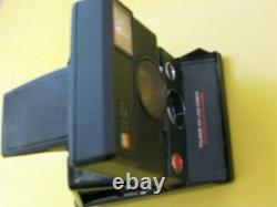 Vintage POLAROID SLR 680 instant camera