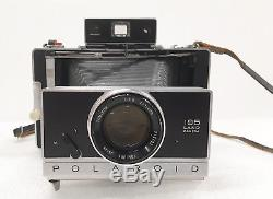 Vintage Polaroid 195 Land Camera with Tominon 114mm f3.8 lens User