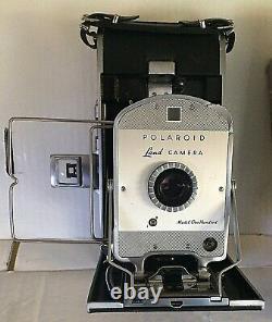 Vintage Polaroid Land Camera Model One Hundred Extremely Rare 1953-1956