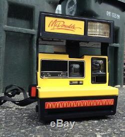 Vintage Polaroid McDonald's Instant Camera