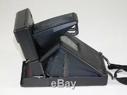 Vintage Polaroid SLR 680 Auto Focus Strobe Instant Film Folding 600 Land Camera