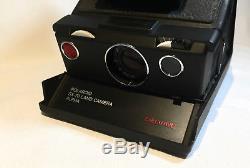 Vintage Polaroid SX-70 Alpha Executive Land Camera
