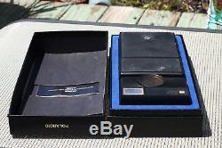 Vintage Polaroid SX-70 SLR 680 Camera With Original Box & Strap