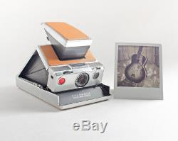 Vintage Refurbished 1974 Polaroid SX-70 Land camera withcase Film tested Perfect