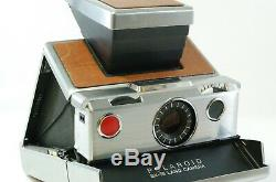 Vintage SLR Polaroid SX-70 Land Camera Boxed Filmtyp SX 70 Ref. 22192