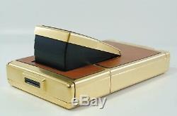 Vintage camera Polaroid SX 70 Land camera Alpha 1 GOLD Edition Ref. 1711171